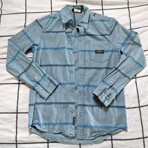 The Hundreds Button Up